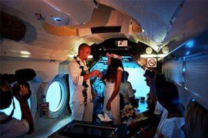 Submarine Wedding
