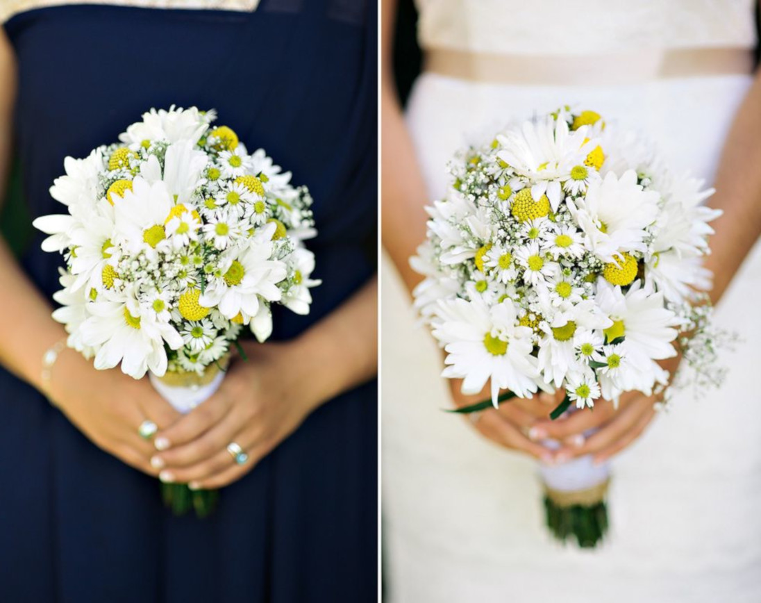 Choose Daisy Wedding Bouquet for Your Wedding