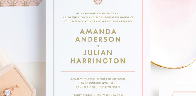 Wedding Planning Tip: Wedding Invitations