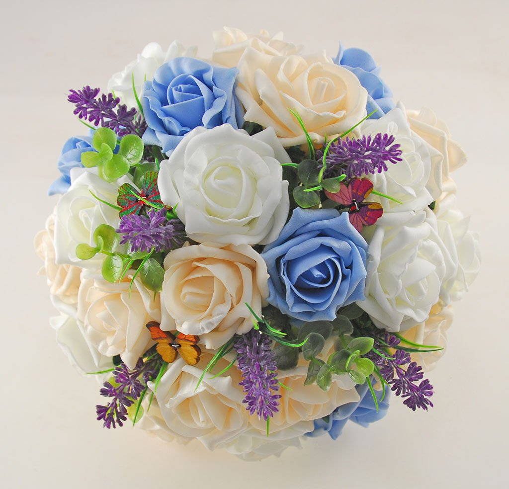 Choose the Lavender Wedding Bouquet for Your Wedding