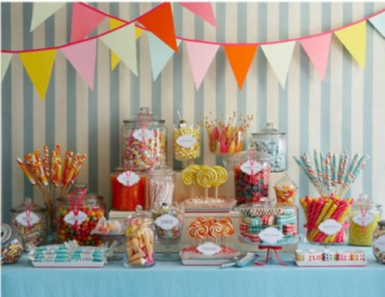 wedding theme idea carnival