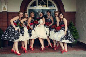 Hosting a 50s-Themed Wedding