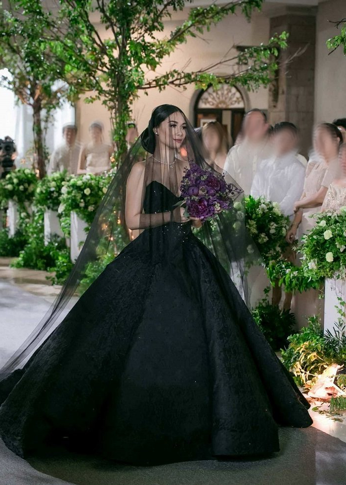 Why a BLACK Wedding Dress?