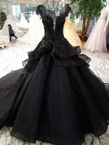 Black Bridal Dresses 2020