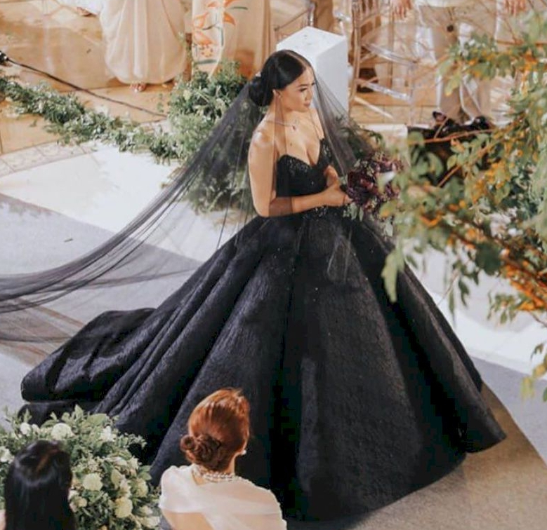 Go for Black Wedding Dress  Black Wedding Dress Guide