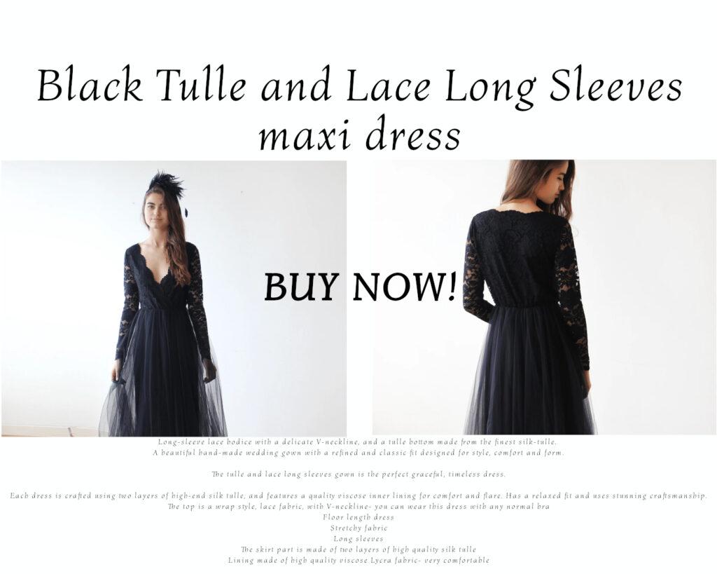 Buy now Gothic Wedding Dress