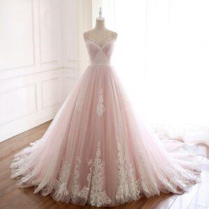 Pink Wedding Dresse 2020