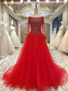 Red Bridal Gowns 2020