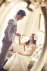 Photojournalistic Wedding Photos