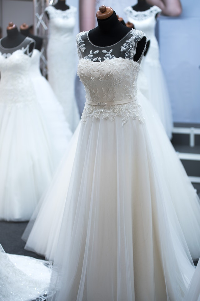 2020 How To Choose A Ball Gown Wedding Dress