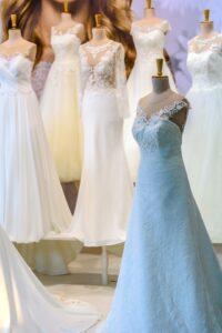 wedding dress length guide