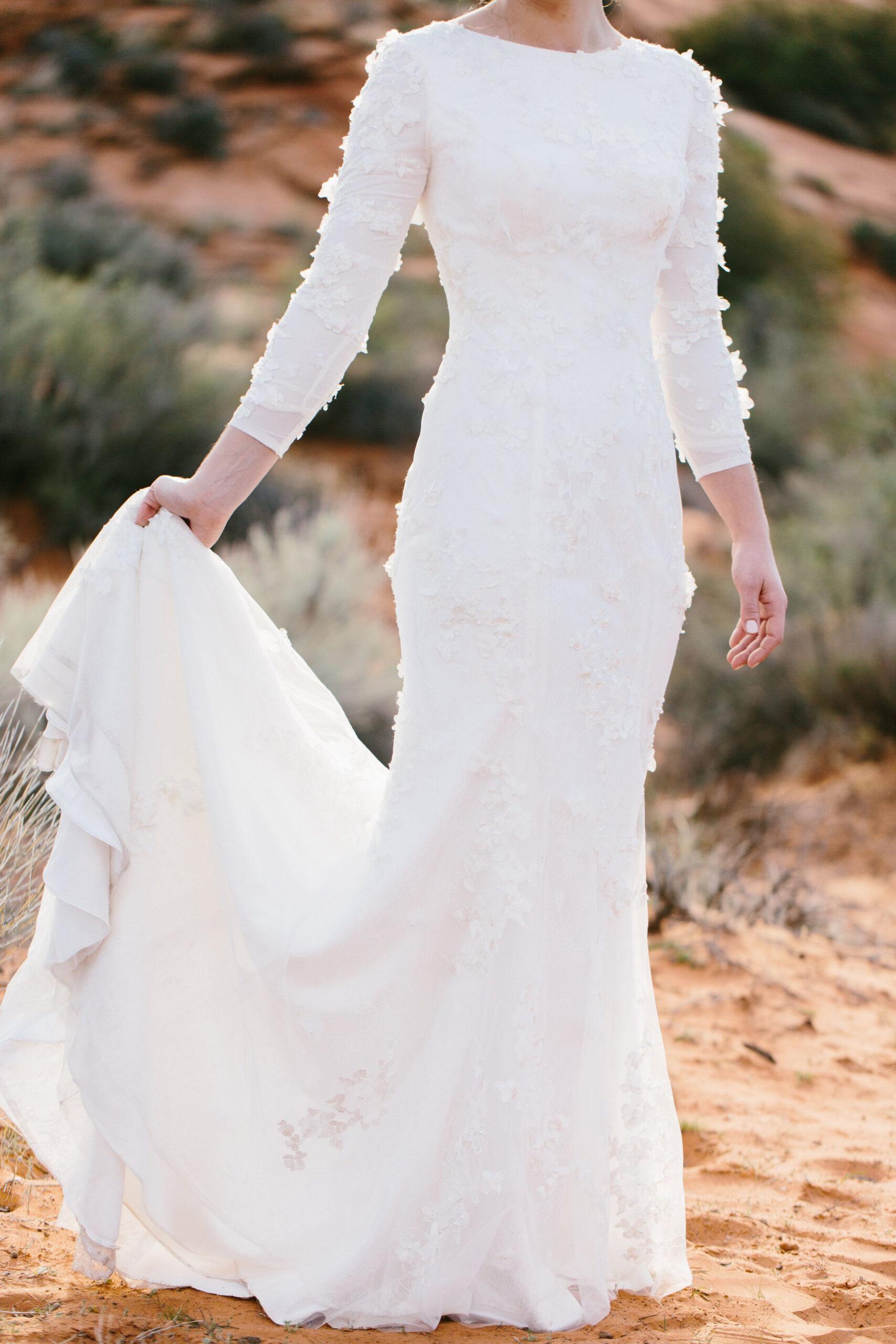 Modest Wedding Dresses Are Beautiful And Elegant
