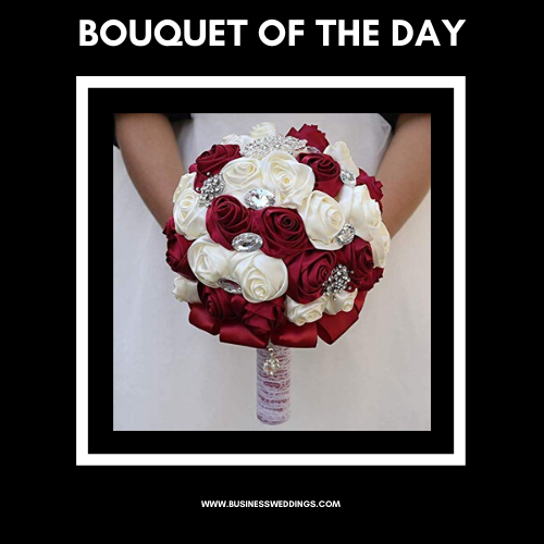 Wedding Bouquet of the Day