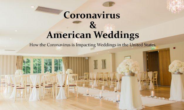 Wedding Cancellations: Coronavirus and American Weddings