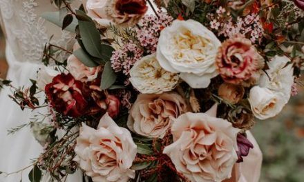 Buy Fall Wedding Bouquet – Capture the Rich Colors of Autumn