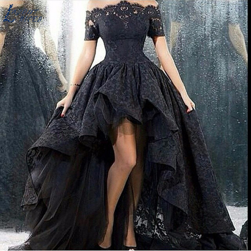 Gothic Wedding Dresses Are A Bold Choice For A Themed Wedding