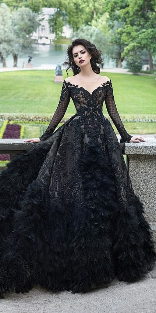 Gothic Wedding Style