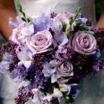 Purple Wedding Bouquets for Any Season