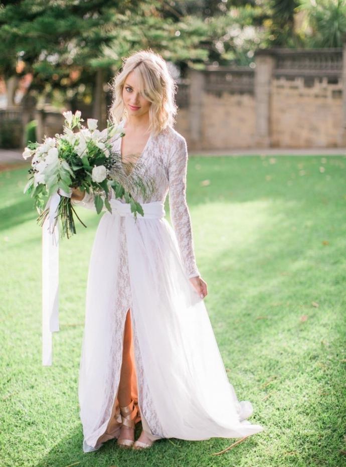 Summer Wedding Dress