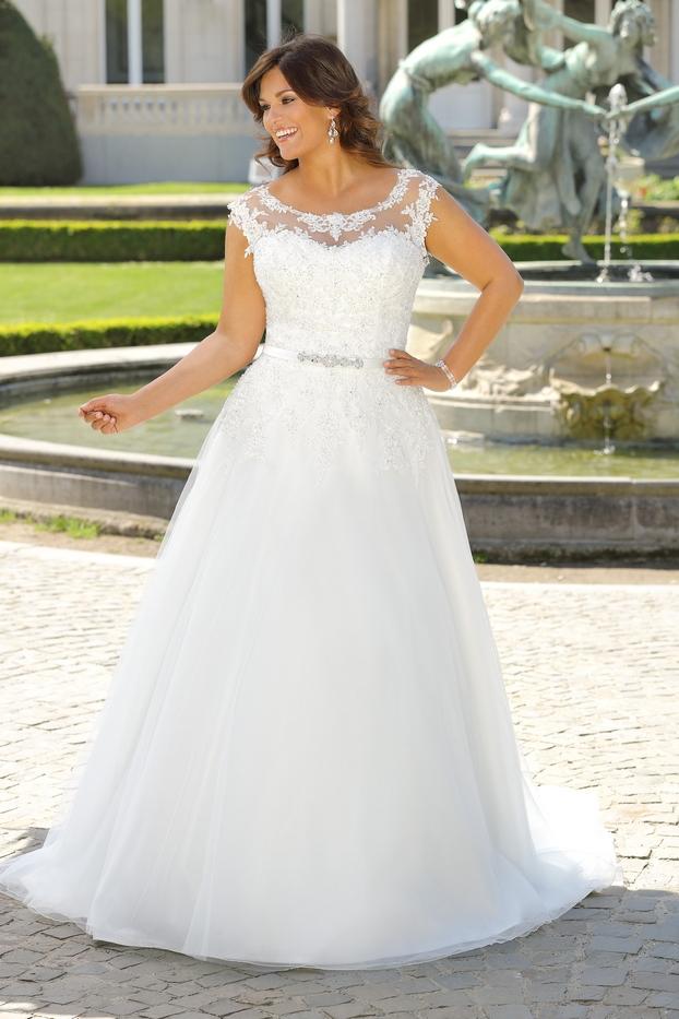 Where to buy Plus Size Wedding Dress