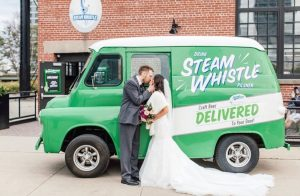 Steam Whistle Roundhouse Toronto