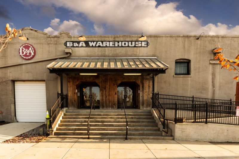 B & A Warehouse Wedding Venue, Birmingham, AL