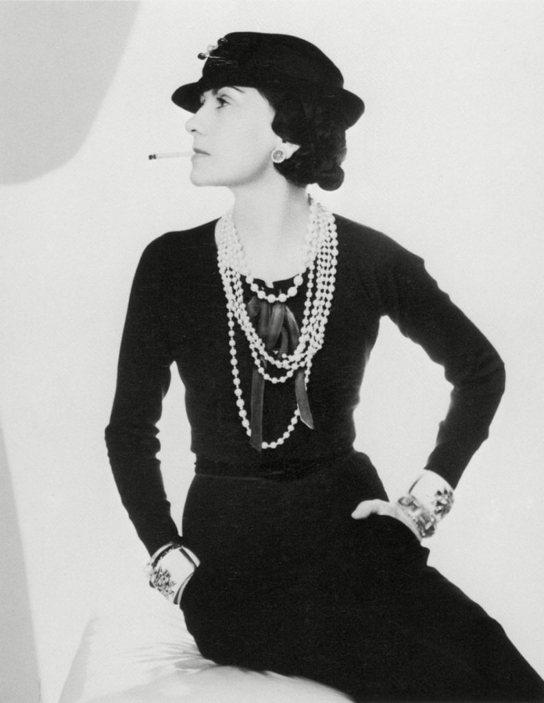 Coco Chanel - Little Black Cocktail Dress