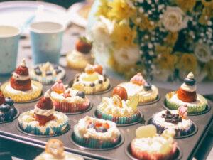 Bakery Wedding Tasting