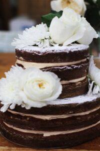 Flourless Wedding Cakes
