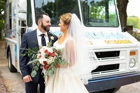 Ice Cream Truck wedding