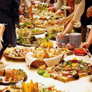 Italian Wedding Food Menu