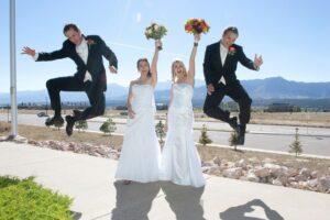 Do Double Weddings Make Sense?