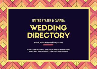 Wedding Directory